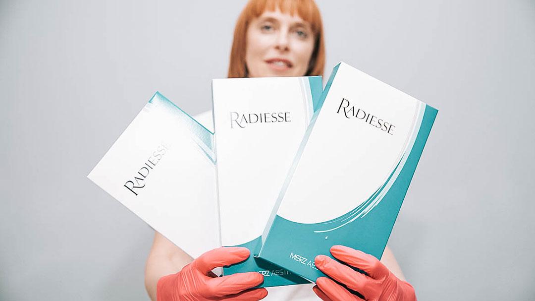 Векторный лифтинг Radiesse