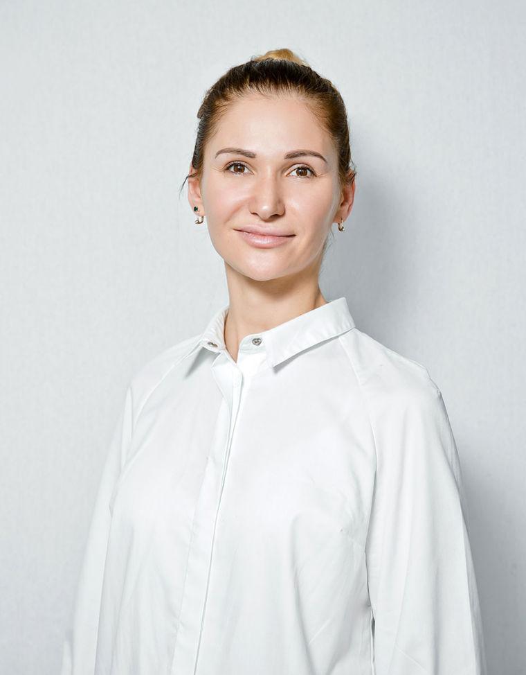 Гугушвили Ника Георгиевна