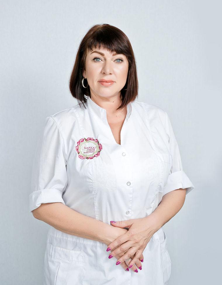 Кадышева Елена Ивановна