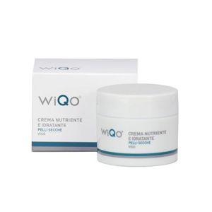 Крем для сухой и очень сухой кожи WiQo, 50 мл