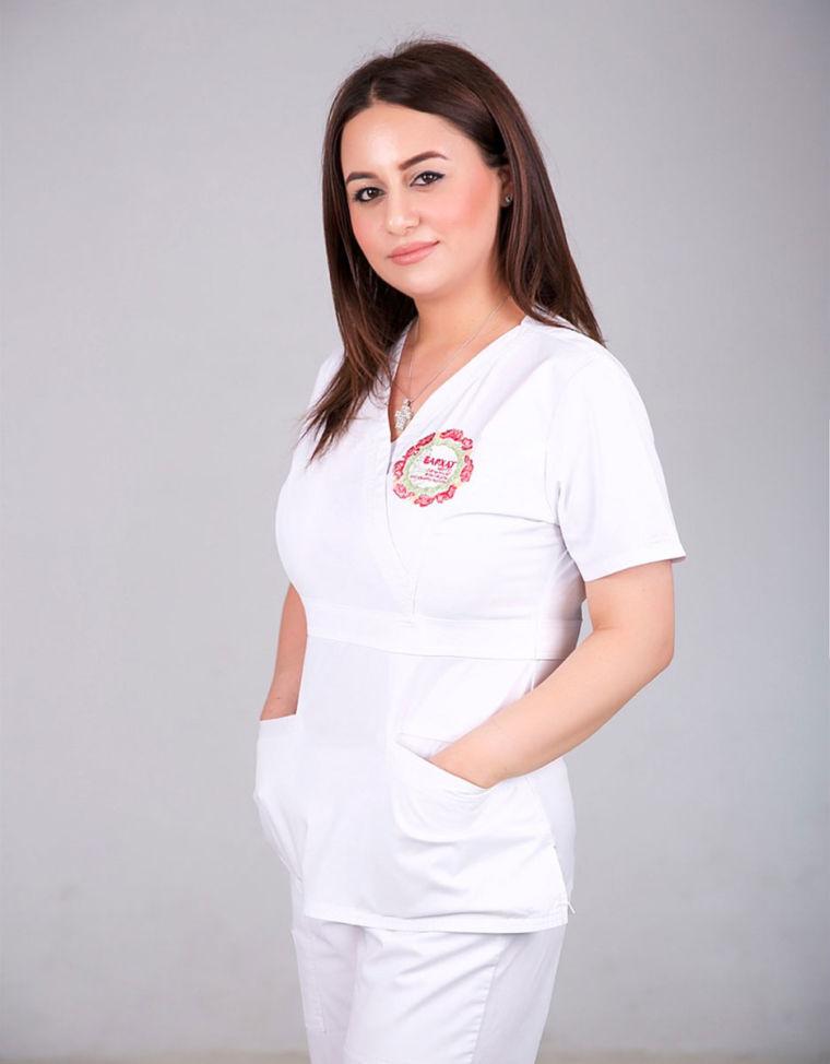 Симонян Анна Багратовна