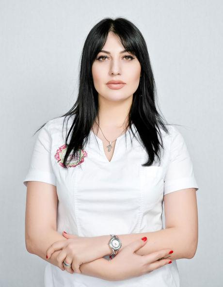 Захарова Нарина Ованесовна