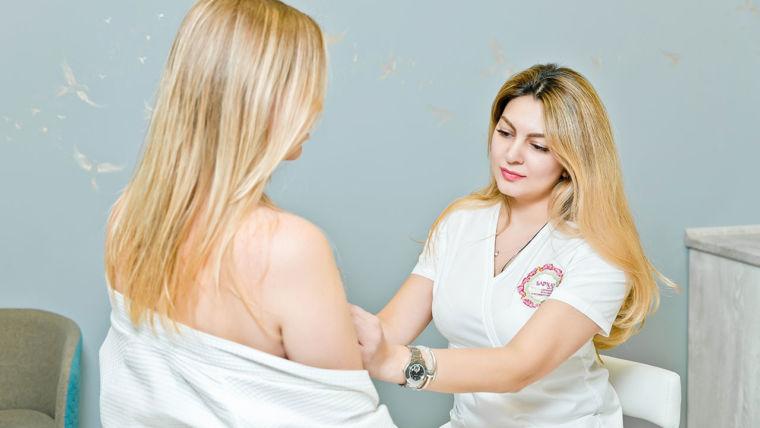 Консультация маммолога онколога