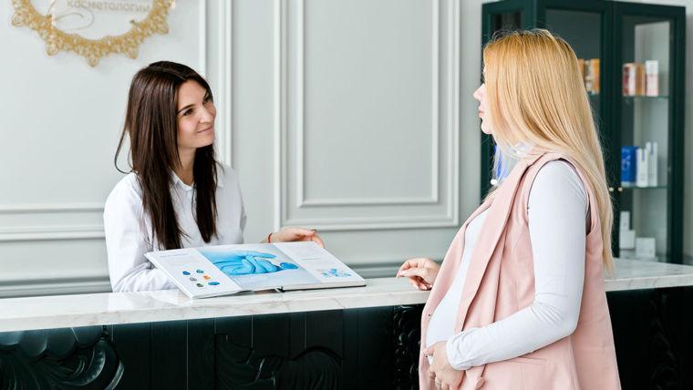 Процедуры для беременных и при лактации